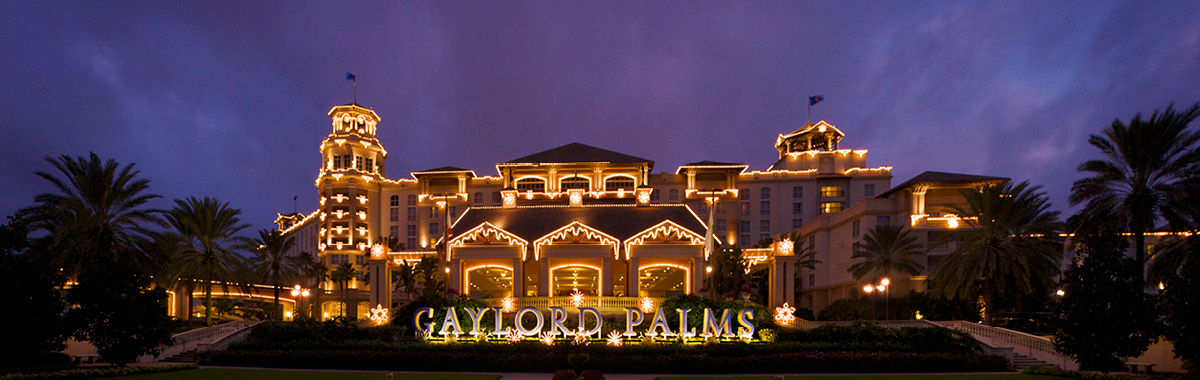 Gaylord Palms Tickets